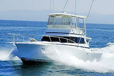 Fishing Boat ( Sportfishing Yacht) - 44' Viking